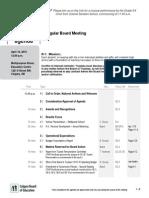 CBE budget assumptions report
