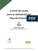 Manual de Ayuda Plan Empresa