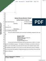 Asis Internet Services v. Valueclick Inc. - Document No. 18