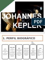 DIAPOSITIVAS DE JOHANNES KEPLER