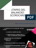 5. Balanced Scorcard-etapas