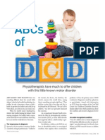 ABCs of DCD