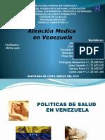 Atencion Medica en Venezuela
