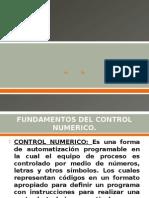 3.1 Control Numerico
