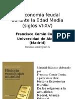3 Economia Feudal