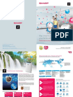 SHARP PCI Humidifiers Product Brochure