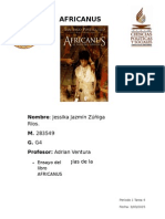 Africanus Ensayo