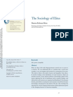 KHAN, Shamus rahman. the Sociology of Elites.pdf