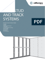 Steel Stud - Track