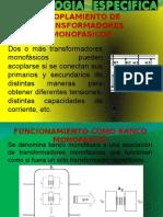 Nº 12 III OkSemestre Acoplamiento de Transformadores Monofásicos