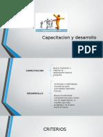 Capacitacion y Desarrollo (1)