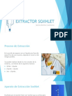 Extractor Soxhlet