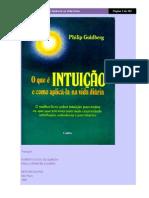 ( Psicologia) - Philip Goldberg - O Que E Intuicao E Como Aplica-la Na Vida Diaria.doc