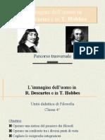 Immagine Di Uomo in Descartes e in Hobbes