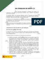 HABILIDADES GRUPOS leccion 7