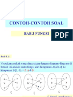 Contoh Soal Bab 3 Fungsi