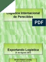 Logistica Productos Perecibles-Agosto 2013