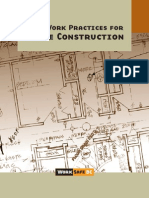 Safe Work Practices for House ConstructionSafe Work Practices for House Construction