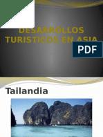 Desarrollos Turisticos en Asia