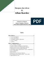 Sinopses Das Obras de Allan Kardec