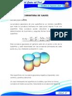 Curvatura de Gauss Monografia