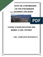 cours d'exploitation des mines ciel ouvert-140902182407-phpapp02