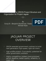 Project Jaguar