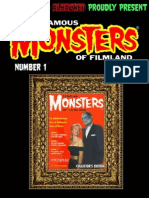 Famous Monsters #001