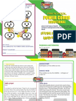Preschool PowerCord - April 12 - 2015