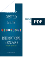 Krugman & Obstfeld - Internacional Economics