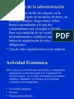 Actividad Economica y Empresa (2014)