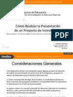 comorealizarunapresentaciondeunproyecto-130203093310-phpapp01