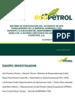 Caso Inv Acc Ecopetrol