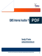 IQA Auditor Training