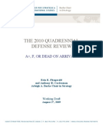 090809_qdrahc_revised CSIS2009년 8월