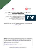 Control of Plasma Nitric Oxide Bioactivity by Perfluorocarbons Circulation-2004-Rafikova-3573-80