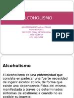 METODOLOGIA ALCOHOLISMO