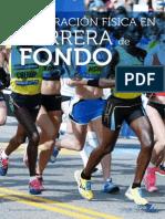 Curso Preparacion Fisica Carrera de Fondo