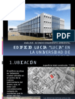 Edificio Lucia Valladolid