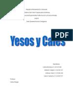 yesos