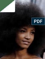 Cómo Hidratar El Cabello Afro