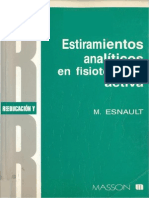 Estiramientos Analiticos en Fisioterapia Activa