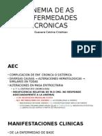 Anemia de as Enfermedades Cronicas