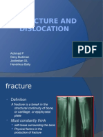 Fracture and Dislocation