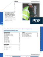 SITE BOOK Products Plasterboard Accessories