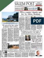 Jerusalem Post September 28th, 2014