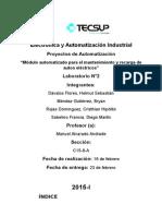 Informe N2 de Proyectos de Automatización