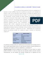 Examen Fisicoqumica y Caracterizacin de Polmeros (2011)