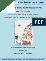 Kanchi Periva Forum - eBook 32 - Jaya Jaya Sankara - Chapter 3