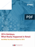 Holiday Season Deep Dive 2014